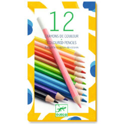 12 kleurpotloden