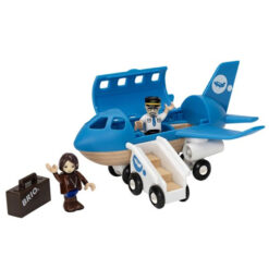 Airplane Boarding Playset