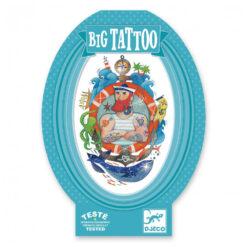 Big Tattoos zeeman