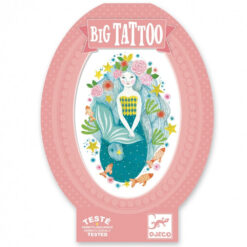 Big Tattoos zeemirmin