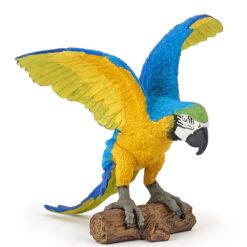 Blauwe Ara Papegaai