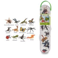 Collecta Set Met 12 Mini insecten
