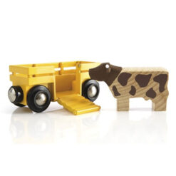 Cow & Wagon