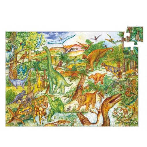 Dinosaures 100 pcs