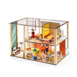 Djeco poppenhuis Cubic