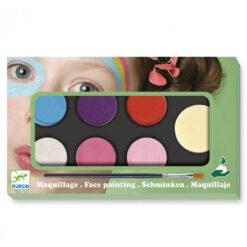 Djeco schmink zoete kleuren