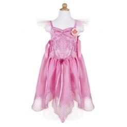 Forest Fairy Tunic Dark Pink 3-4