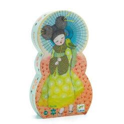 Geisha puzzel 36