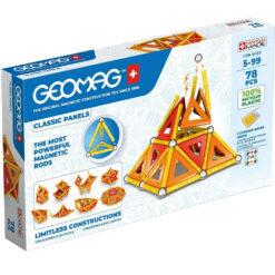 Geomag 78 pcs