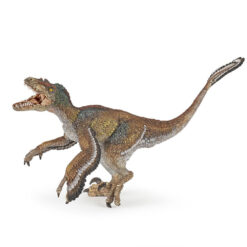 Gevederde Velociraptor