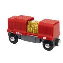 Gold Load Cargo Wagon
