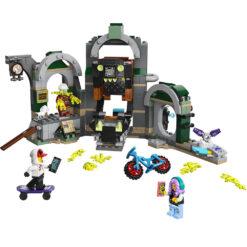 LEGO Hidden Side De Newbury Metro