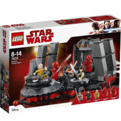 LEGO Star Wars Snoke's Troonzaal