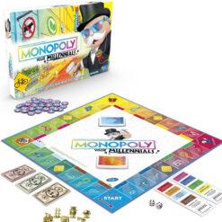 Monopoly voor Millennial