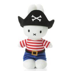 Nijntje piraat 24cm