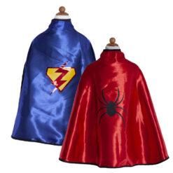 Omkeerbare cape superhelden 5-6
