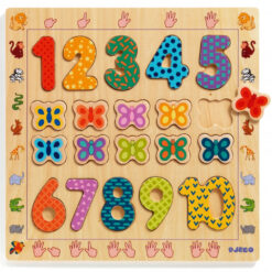 Puzzel 1 tot 10