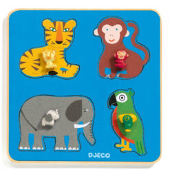 Puzzel Family Jungle