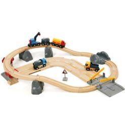 Rail & Road Quarry Set