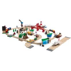 Railway World Deluxe Set