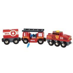 Rescue Firefighting Train