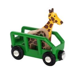 Safari Wagon giraffe