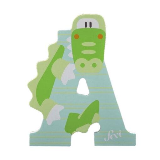 Sevi letter A