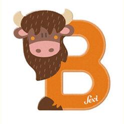 Sevi letter B