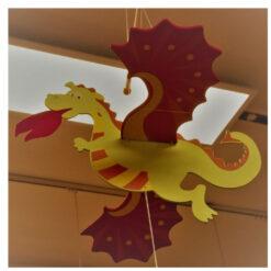 Simply for kids vliegende draak