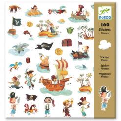 Stickers piraten