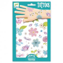 Tatouages bloemen
