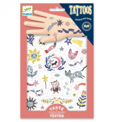 Tatouages glow in the dark