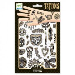 Tatouages golden chic