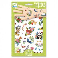 Tatouages lente