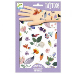 Tatouages vogelvlucht