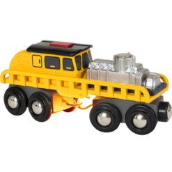 Track Repair Vehicle