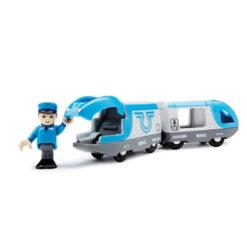 Travel Battery Train Set