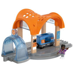 action tunnel station
