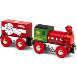 christmas train