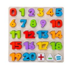 cijfer puzzel