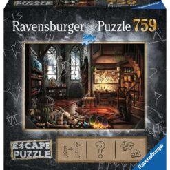 escape puzzel drakenlaboratorium