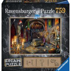 escape puzzle Vampier