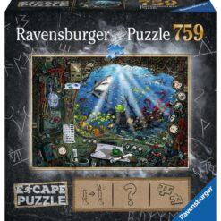escape puzzle marine