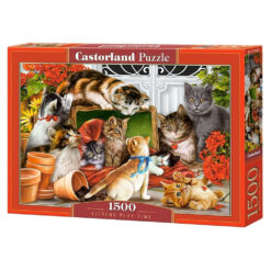 kittens play time 1500pcs