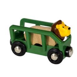 leeuw wagon
