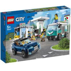 lego city benzine station