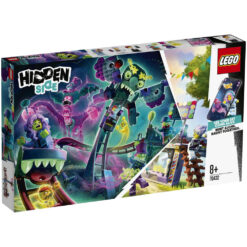 lego hiddenside spook kermis