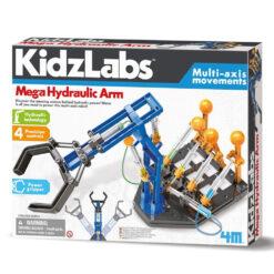 mega hydrolysche arm