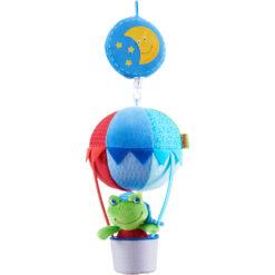 mobiel luchtballon met speeldoosje