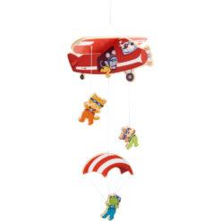 mobiel parachute